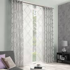 vorhang gardinen duo für ihr schlaf oder wohnzimmer