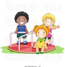 Playground Clipart Childrens 6
