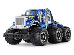 100 Rc Tamiya Trucks 58646 118 Konghead 6x6 USA