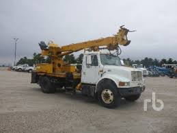 International Digger Derrick Trucks In Illinois For Sale ▷ Used ...