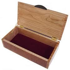 Wood Keepsake Boxes