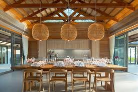 the pines dining area and kitchen preview photos natai