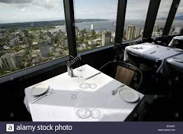 Skylon Tower Revolving Dining Room by Restaurant And Revolving Observation Deck Stock Photos