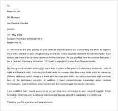 Sample Reference Letter for Pharmacy Technician Erpjewels