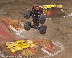 100 Monster Truck Jam 2013 Barbarian Lucas Oil Stadium