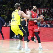 Basketball EuroLeague Bayern München Schlägt Fenerbahce Istanbul