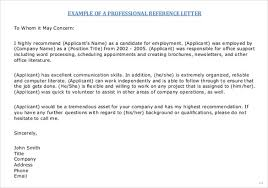 Sample work reference letter powerful ideas of re mendation from