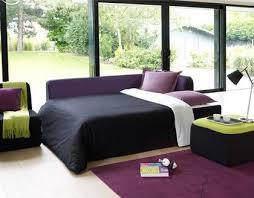 lit transformé en canapé canapés convertibles 20 couchages pour le salon côté maison