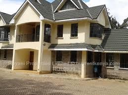 100 Maisonette Houses 6 Bed House For Rent In Serenity Road Lavington BuyRentKenya