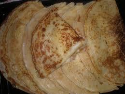 recette pate au creme fraiche crepes au thon fromage creme fraiche chignons les recettes de