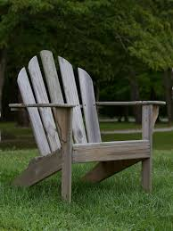 Webbed Lawn Chairs With Wooden Arms by Adirondack Chair Wikipedia