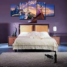 Superhero Bedroom Decor Nz by Online Buy Wholesale Tangled Movie Poster From China Tangled Movie