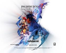 Final Fantasy Theatrhythm Curtain Call Best Characters by Final Fantasy Tactics A2 Grimoire Of The Rift Ffta Wallpaper