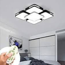 coosnug 64w led deckenleuchte dimmbar deckenle modern wohnzimmer le schlafzimmer küche panel leuchte mit fernbedienung