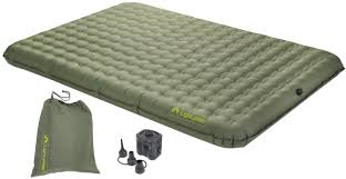 Lightspeed Outdoors 2 Person PVC Free Air Bed Mattress for Camping