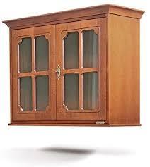 arteferretto hängevitrine 2 glastüren für wohnzimmer