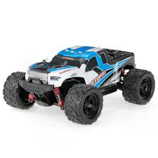 Blue Linxtech HS18301 1/18 2.4GHz 4WD 36km/h High Speed Monster ... Traxxas Xmaxx Combo Mit Lipo Und Lader Rtr 18 Offroad Rc Car Amazoncom Large Rock Crawler 12 Inches Long 4x4 Remote Exceed Microx 128 Micro Scale Short Course Truck Ready To Run Tamiya Super Clod Buster Brushed 110 Model Car Electric Monster Proline Pro2 Dirt Oval Modified Part 2 Big Squid 8 Best Nitro Gas Powered Cars And Trucks 2017 Expert Traxxas Latrax Teton 118 4wd Tra760545 Planet 132 High Speed 18mh Choice Products Favourites From My Own Personal Experience Buy Blog Crawlers Off Road Controlled Trail Energy Youtube Team Associated Sc10 4x4 Monster Energy Edition Beachrccom