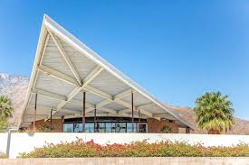 100 Good Architects The MidCentury Modern Design In Palm Springs