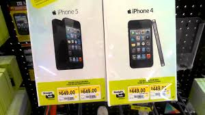 WALMART SELLING STRAIGHT TALK IPhone 5 S & 4 S NOW 1080P
