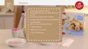 coppenrath wiese kuchenkult tutorial ohne zu backen wunderschöne cake pops verzieren