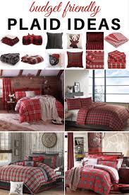 Best 25 Plaid Bedroom Ideas On Pinterest