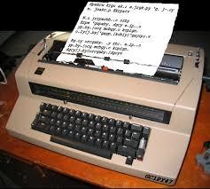 gc1py47 la machine à écrire ibm selectric iii unknown cache in