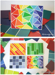 Take A Look At These Paint Chip Ideas To Make The Perfect Crafts Strips Can Most And Free Craft For Kids