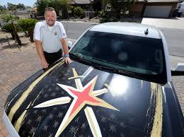 100 Custom Truck Las Vegas Man Decorates Truck To Honor Golden Knights VIDEO