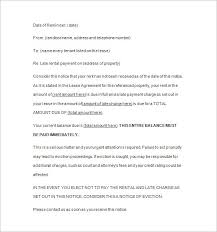 Rent Increase Letter Coverletterexamples Us Part Rent Increase
