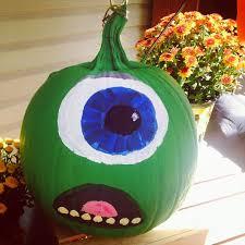 Monsters Inc Mike Wazowski Pumpkin Carving by Best 25 Mike Wazowski Pumpkin Ideas On Pinterest Mike Wazowski