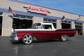 100 Ranchero Truck 1959 Ford Fast Lane Classic Cars