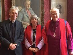 Bishop And Dean Attend Awards Ceremony For Famous Chronicler Of Salisbury Susan Howatch Starbridge Howatchpictwitter JfnWcWxQ3J