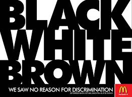 McDonalds Black White Brown Print Ad By Leo Burnett New Delhi