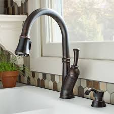 Overstock Bronze Kitchen Faucets by Best 25 Oil Rubbed Bronze Faucet Ideas On Pinterest Cottage