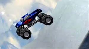 EPIC TRUCK SNOWY PEAK FREE GAME APP WITH MONSTER TRUCK JUMPING ...