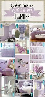 Color Series Decorating With Lavender Purple Teal BedroomPurple Wall DecorLilac