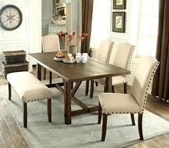 15 Nailhead Dining Room Chairs Head Oval Table With White And Gray