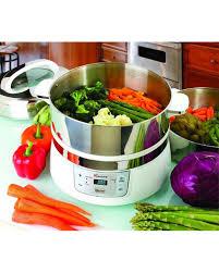 steamer cuisine cuisine stainless steel food steamer fs2500 canada