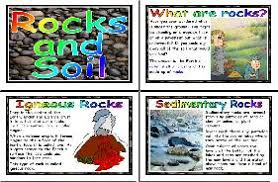 16 Posters About Rocks And Soil Including Title Poster What Are Igneous