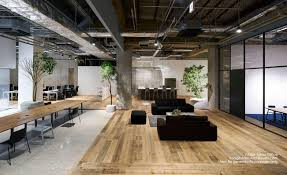 The Industrial Office Design