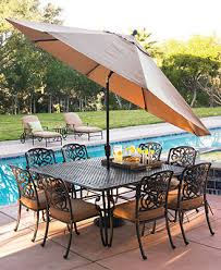 Macys Outdoor Dining Sets by Montclair Outdoor Patio Furniture Dining Sets U0026 Pieces Patio