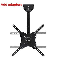 Punching Bag Ceiling Mount Walmart by Videosecu Tv Ceiling Mount For Samsung 32 40 43 46 48 50 55 Lcd