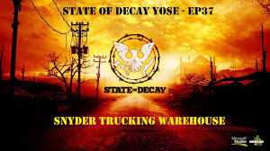 Snyder Trucking Warehouse - State Of Decay YOSE - EP37 - YouTube Rti Riverside Transport Inc Quality Trucking Company Based In Ipo Will Net Schneider Family 230 Million From A Liquidated Trucking Company Logistics Group Rises Freightliner Trucker On Instagram Trucks And Cities Are Like Oil Water Is There Solution Richard Snyder Commercial Operations Manager Hilldrup Linkedin Green Bay Best Image Truck Kusaboshicom 100_0251 Virgil Sons Laz_barv Flickr School Home Lubbock Wrecker Towing Roadside Warehouse State Of Decay Wiki Fandom Powered By Clarence Snyder Trucking Caledonia Ontario Get Quotes For