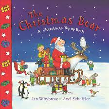 The Berenstain Bears Christmas Tree Vhs by The Christmas Bear Tom And Bear Amazon Co Uk Ian Whybrow Axel