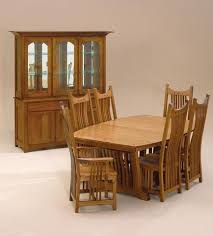 Solid Hardwood Dining Room Royal Mission Chair