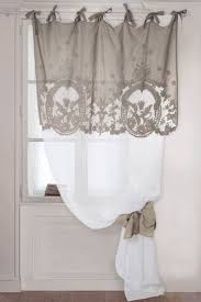 European Cafe Window Art Curtains by 449 Best Tende Images On Pinterest Window Treatments Curtains