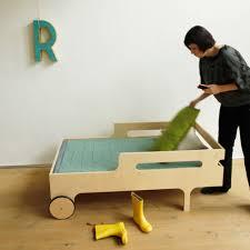 Modern Toddler Bed by Rafa Kids