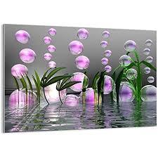 arttor glasbilder wohnzimmer modern und wandbilder schlafzimmer dekoration wohnung wand bilder auf glas in vielen größen gaa70x50 2329