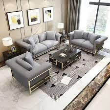 sofa polster sitz garnitur leder wohnzimmer sofas set design 3 2 1 3tlg