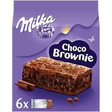 milka minis choco cake 6 x 117 g mini kuchen mit cremiger füllung und schoko hülle einzeln verpackt